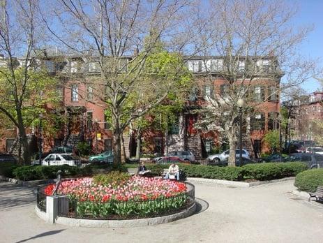 James Hayes Park: 173 W Canton St, Boston, MA