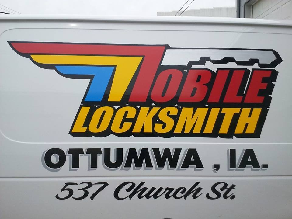 Mobile Locksmith: 537 Church St, Ottumwa, IA
