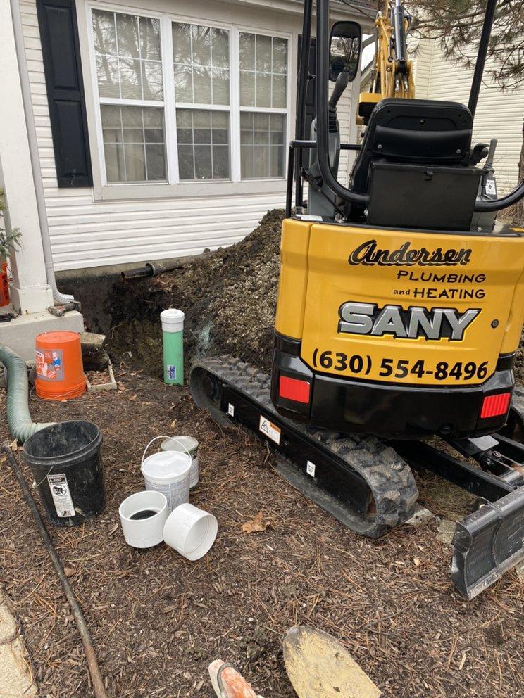Andersen Plumbing & Heating: 24 Oakhill Dr, Oswego, IL