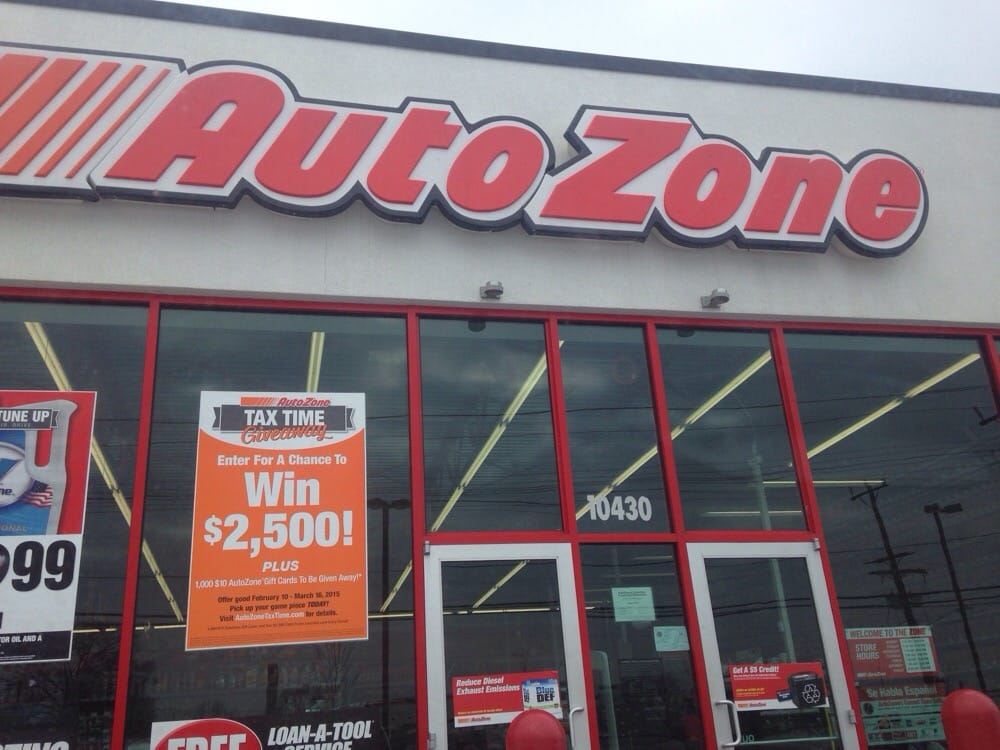AutoZone Auto Parts: 10430 Baltimore Ave, Beltsville, MD