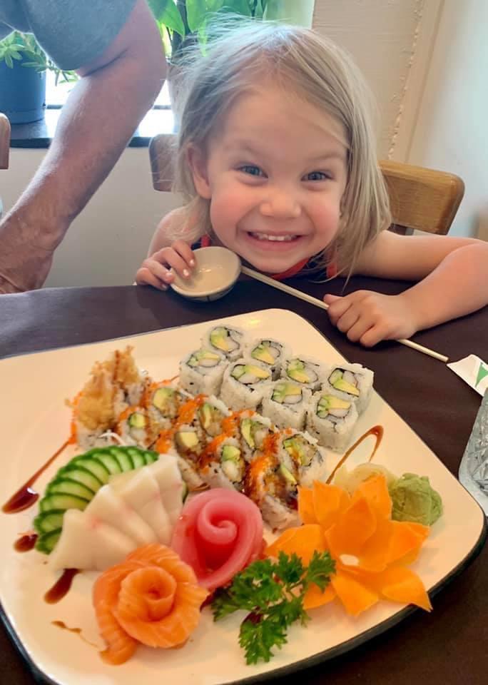 Asiana Thai & Sushi