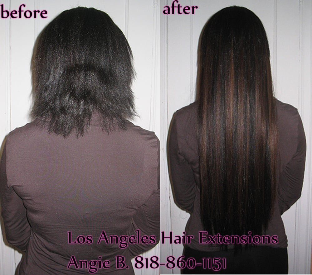 Los Angeles Hair Extensions 12 Photos Hair Extensions Reseda