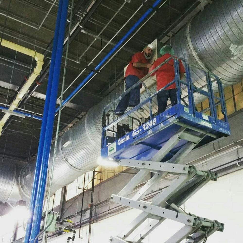 Industrial Duct Cleaning Yelp