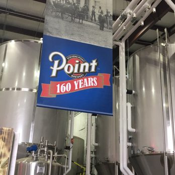 Stevens Point Brewery Plant Tours