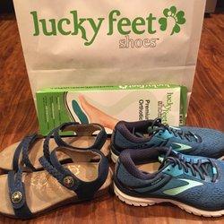 88bd30b1377f Lucky Feet Shoes - 14 Photos   61 Reviews - Shoe Stores - 5761 E Santa Ana  Canyon Rd