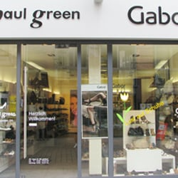 buy popular 4564a 77990 Gabor & Paul Green Shop Wiesbaden - Shoe Stores - Langgasse ...