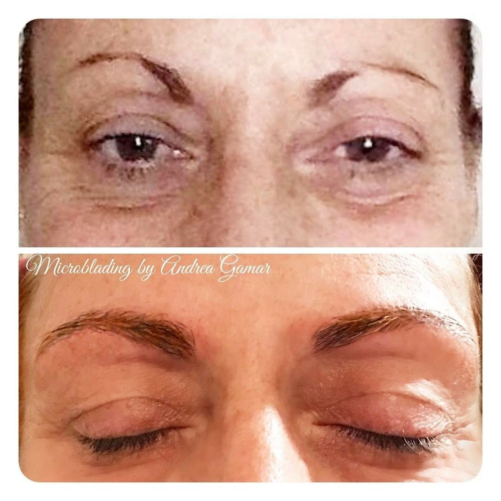 Microblading 3D by Andrea Gamar: 5225 Verde Valley Ln, Addison, TX