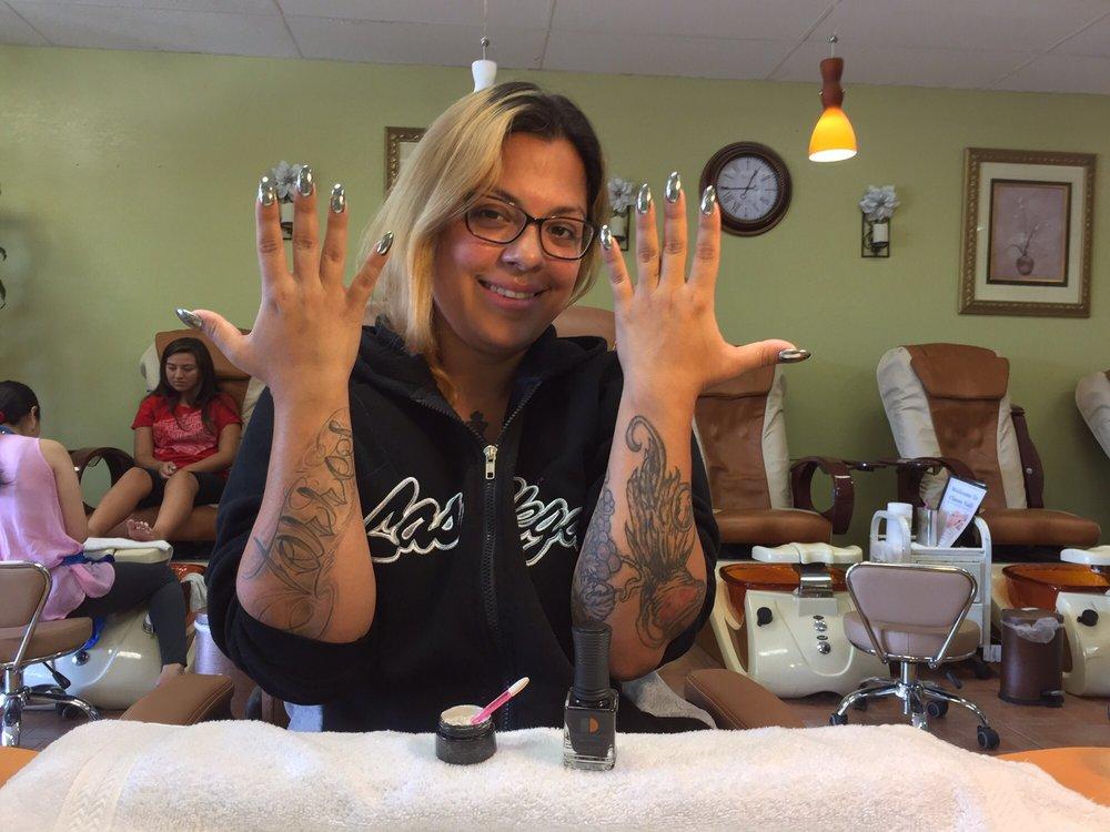 Classy Nails: 1201 W Main St, Ripon, CA