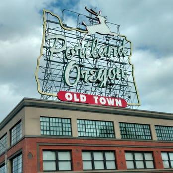 Zeit für Portland Oregon