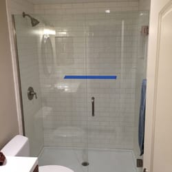 Wonderful Photo Of ABC Glass   San Diego, CA, United States. Freshly Installed Shower