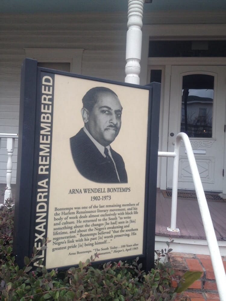 Arna Bontemps African-Amrcn Msm and Cltrl Arts Ctr: 1327 3rd St, Alexandria, LA