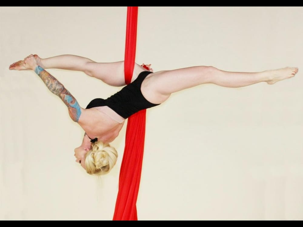 Riot Hooping and Aerial Dance: 210 Division St, Kingston, PA