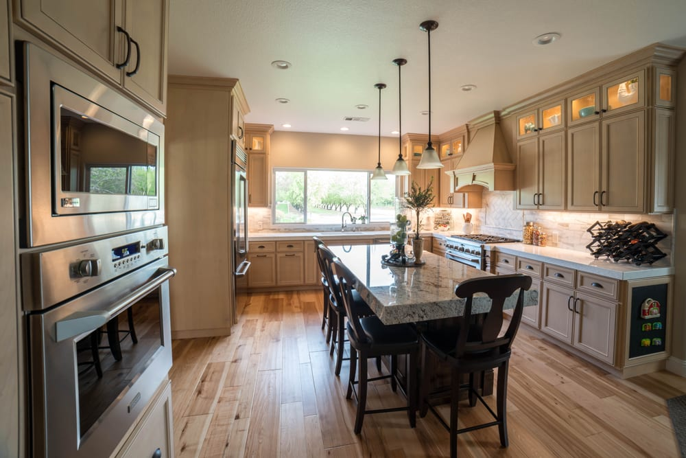 Photo Of Fetter Construction Modesto Ca United States Remodeled Kitchen To  Include