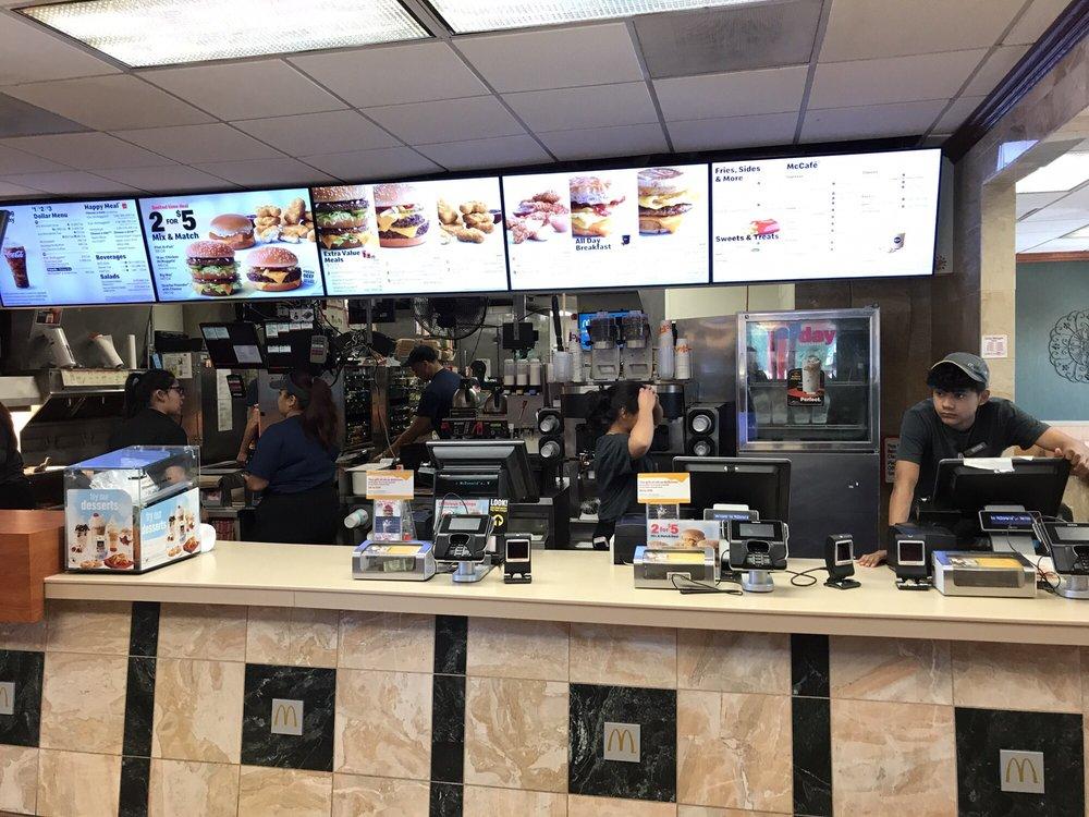 McDonald's: 120 Saint Julien St, Saint Peter, MN