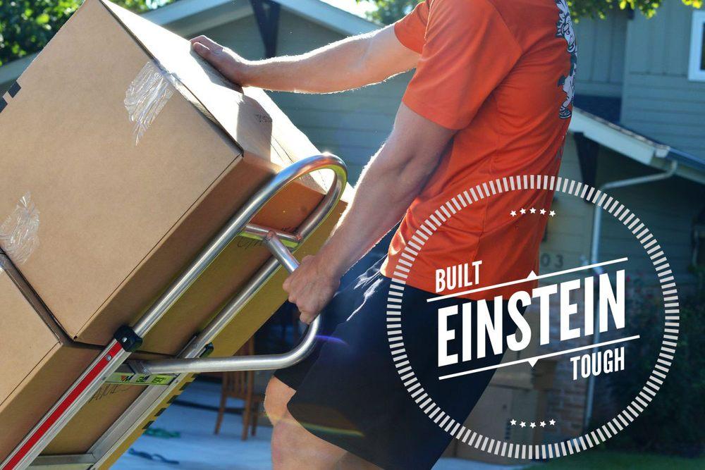 Einstein Moving Company - North Austin