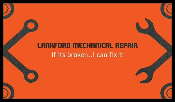 Lankford mechanical repair r paration auto 176 john for M and l motors lexington nc