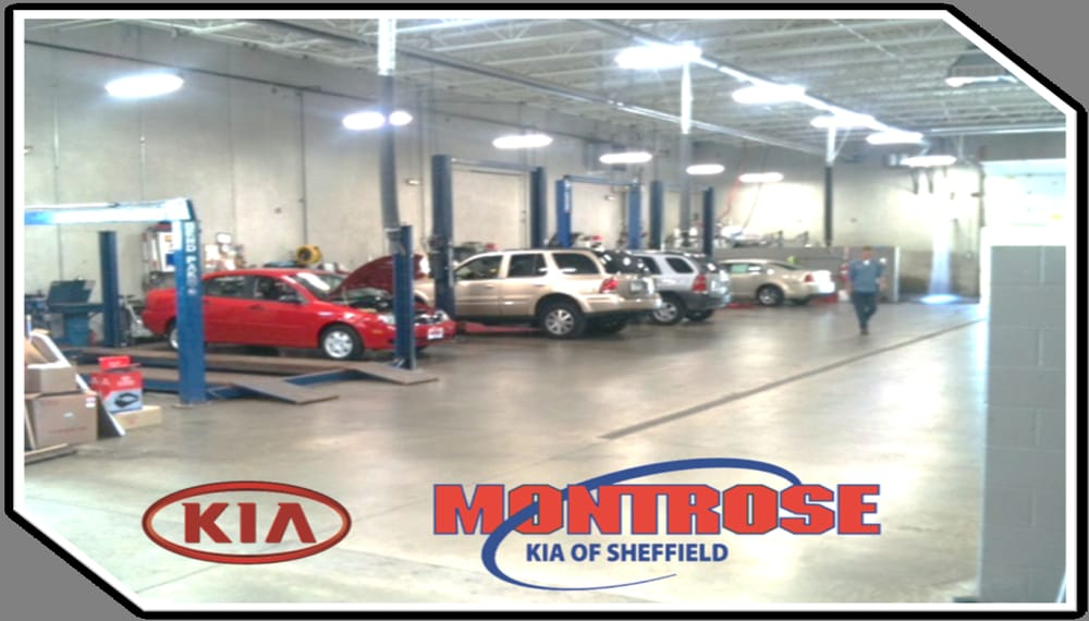 Montrose Kia of Sheffield