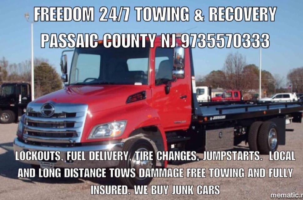 Towing business in Totowa, NJ