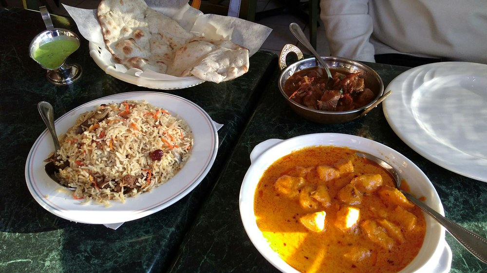 Indian Restaurant Jean Talon