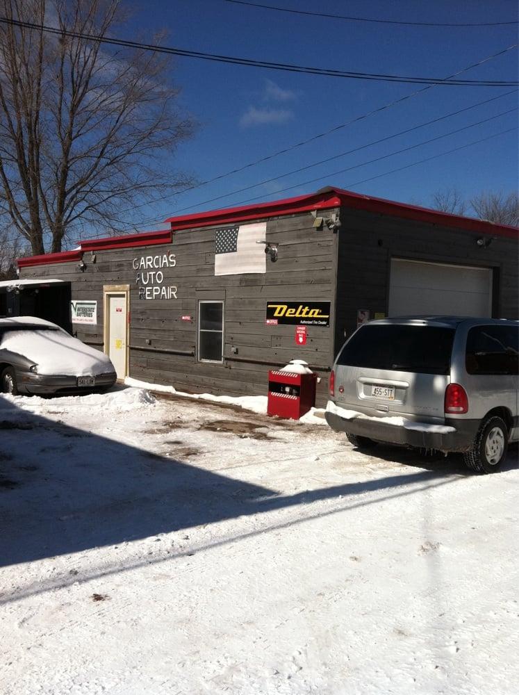 garcia s auto repair r paration auto 10542 dakota ave hayward wi tats unis num ro de. Black Bedroom Furniture Sets. Home Design Ideas