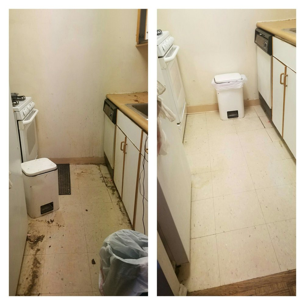 Heavy Duty Kitchen Before and After (2017) - Yelp