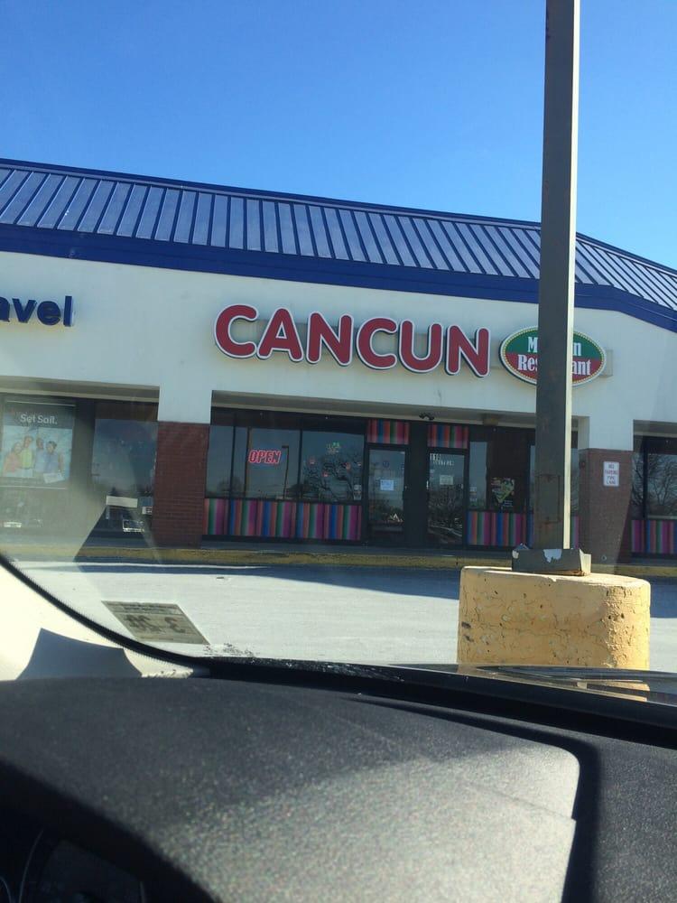 Cancun Mexican Restaurant Fairless Hills
