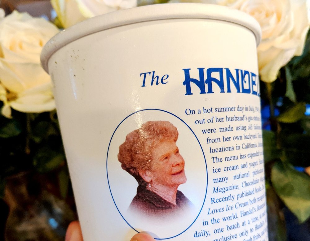 Handel's Homemade Ice Cream: 576 Lancaster Ave, Berwyn, PA