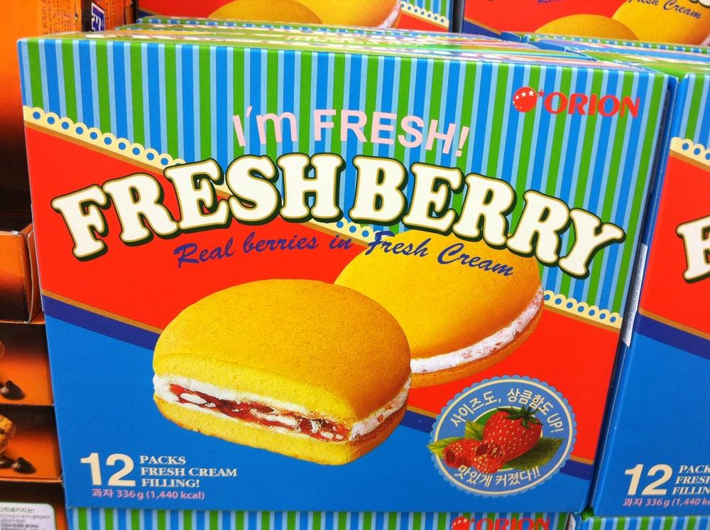 Freshberry Yelp
