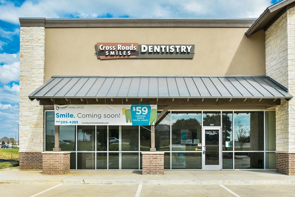 Cross Roads Smiles Dentistry: 11650 US Hwy 380, Cross Roads, TX