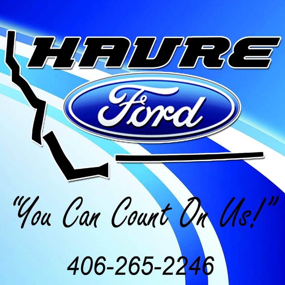 Havre Ford: 1991 US Hwy 2 W, Havre, MT