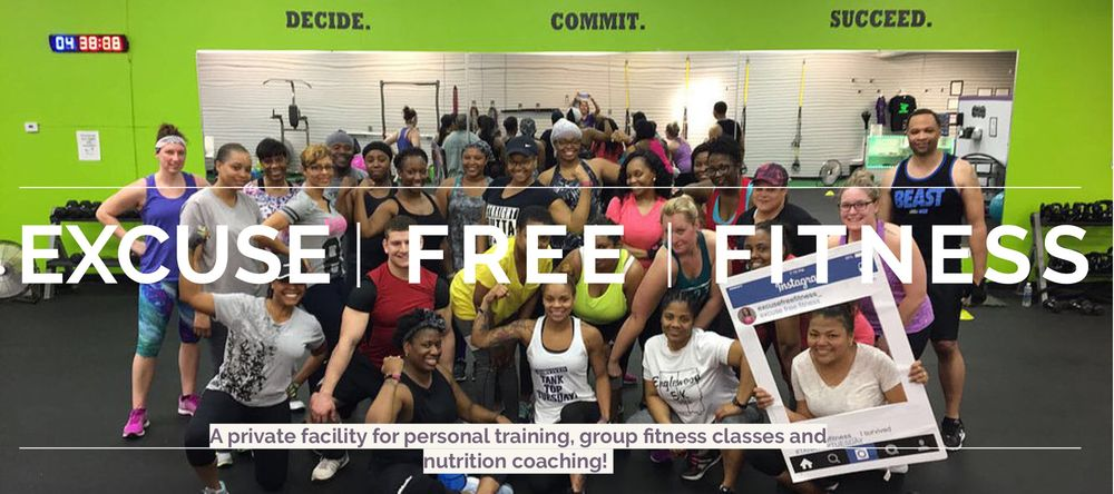 Excuse Free Fitness: 18725 Dixie Hwy, Homewood, IL