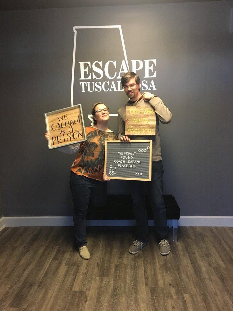 Escape Tuscaloosa: 1663 N McFarland Blvd, Tuscaloosa, AL