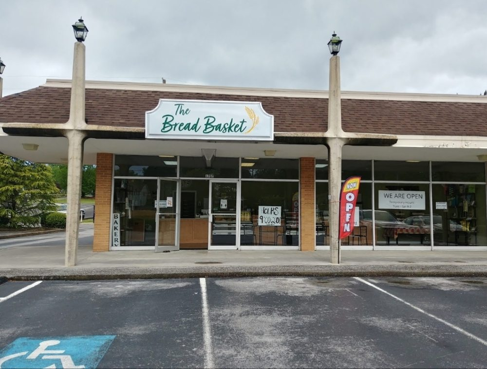 The Bread Basket: 1707 Keith St NW, Cleveland, TN