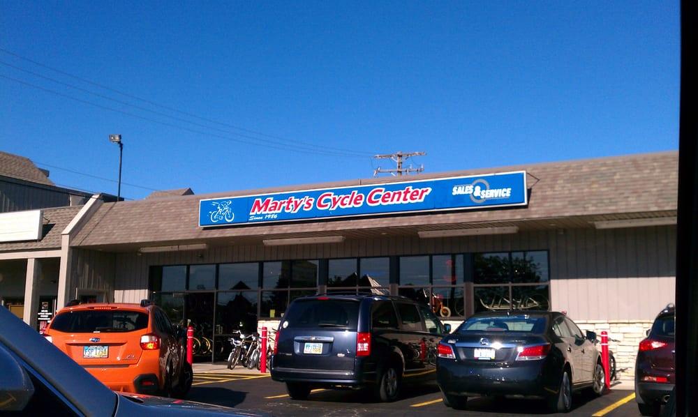 Marty's Cycle Center: 453 Avon Belden Rd, Avon Lake, OH