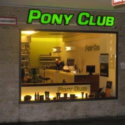 Pony Club 21 Beiträge Friseur Hohenzollernstr 82 Schwabing