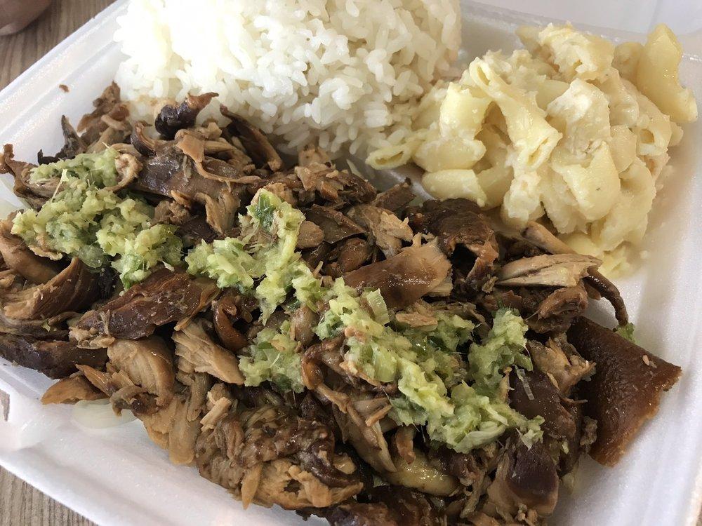 Hawaiian Luau BBQ & Poke: 1976 Fulton Ave, Sacramento, CA