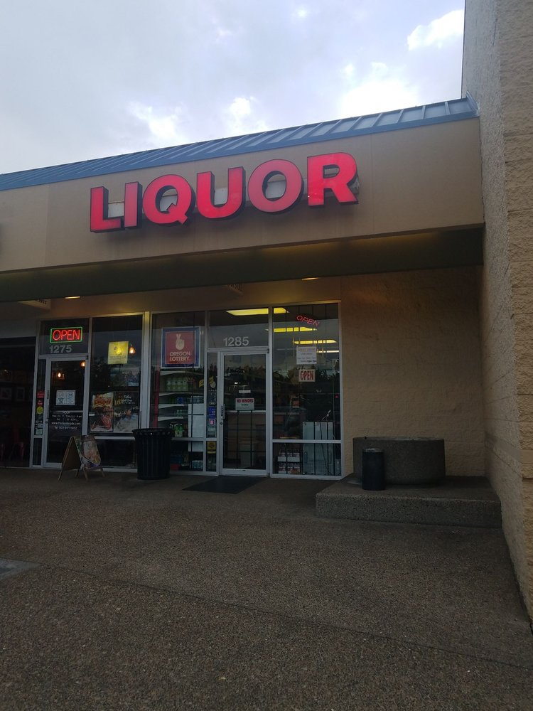Sunset Liquor Store: 1285 NW 185th Ave, Beaverton, OR