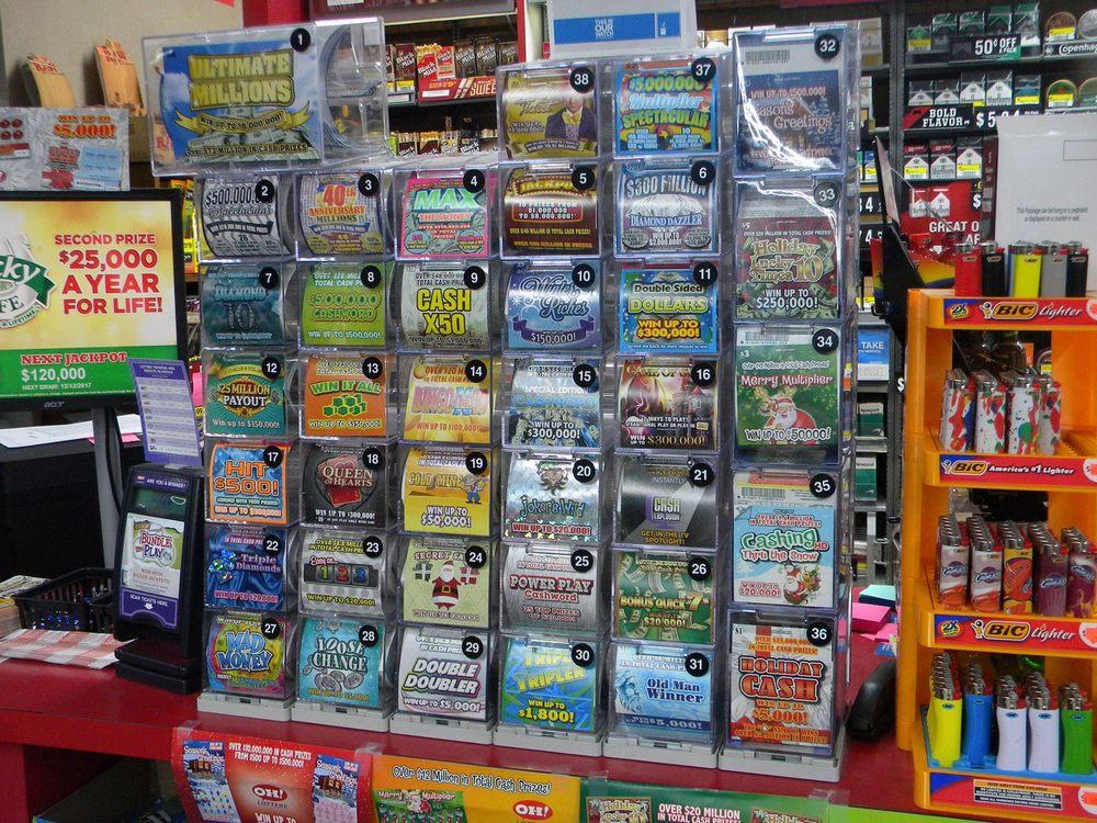 Feeling Lucky? Ohio Lottery Games! - Yelp