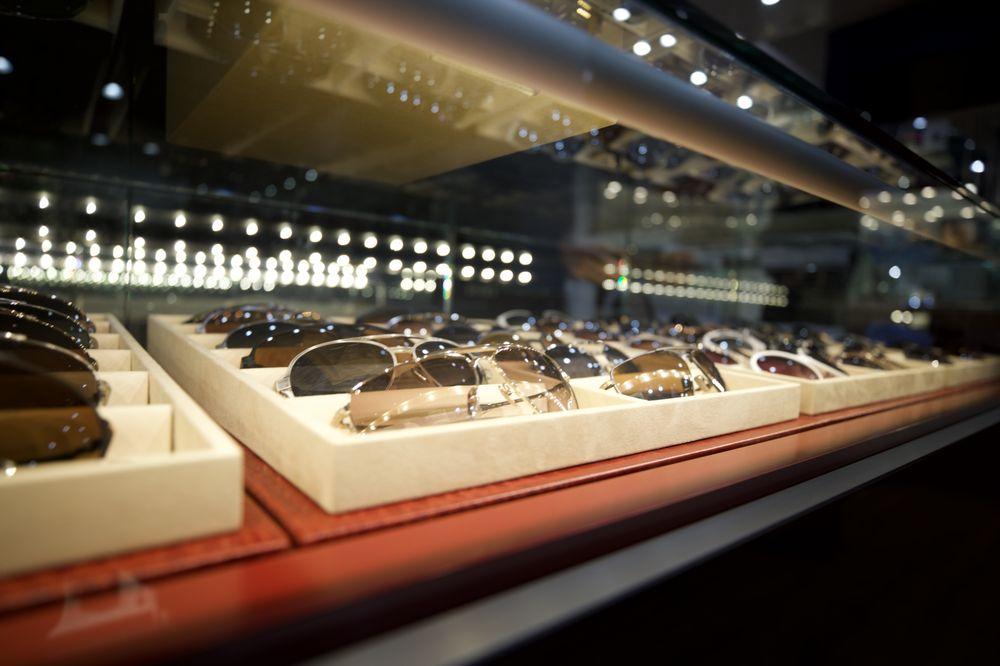 The Vault Eurocar Featuring Luxury Eyewear Watches Jewelry