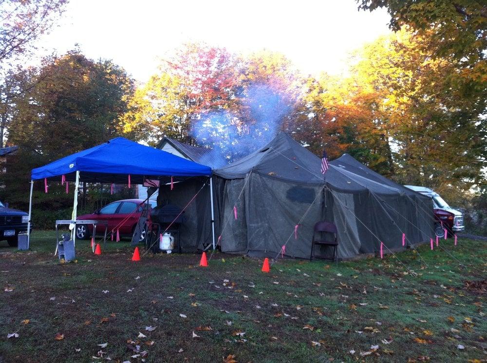The Mess Tent: 5 Bridge St, Altmar, NY
