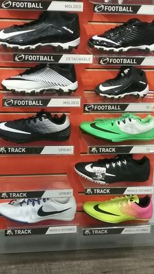 Photo of Hibbett Sports - Hendersonville, NC, United States. The head manager and