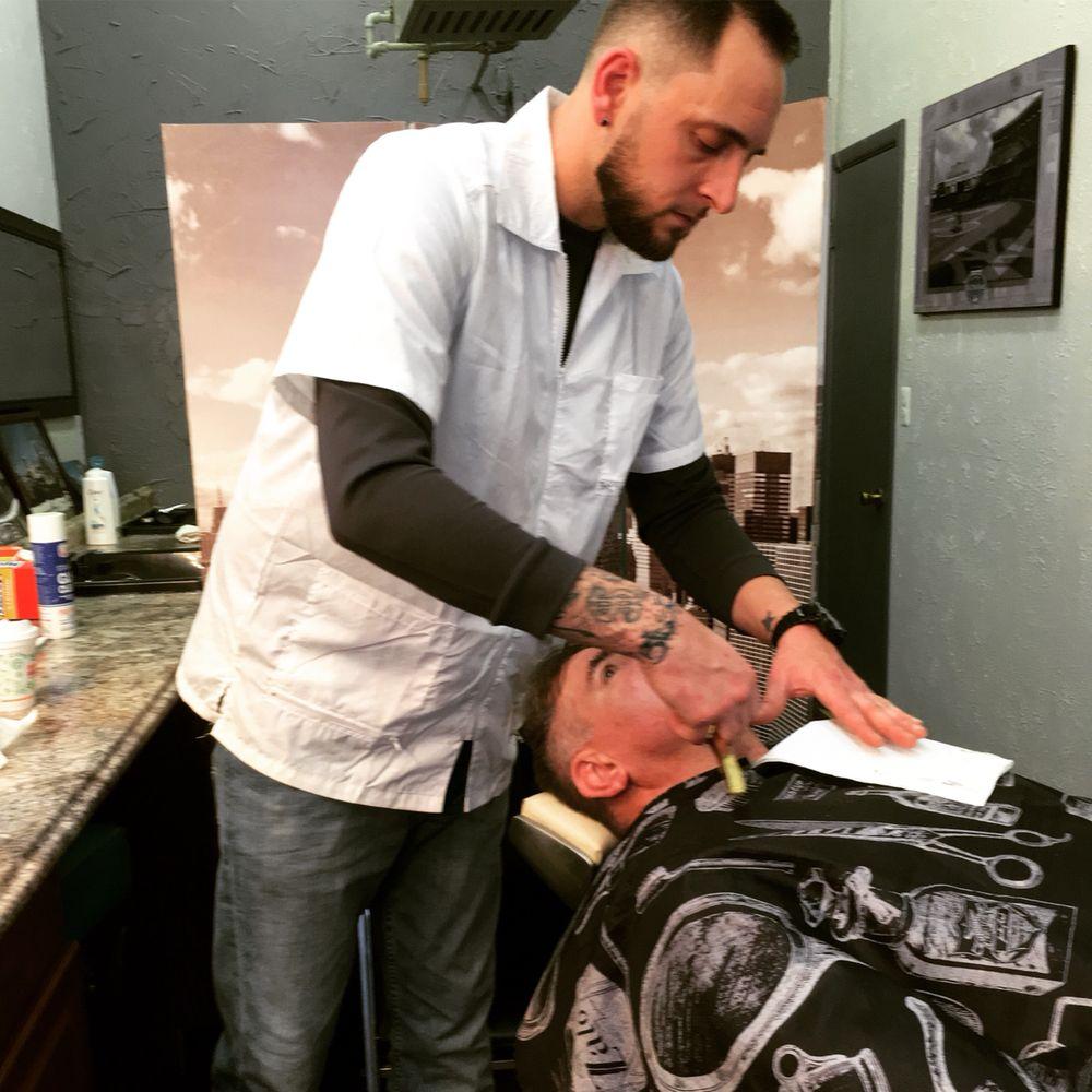 Roma Barbers: 1752 Monroe Ave, Rochester, NY