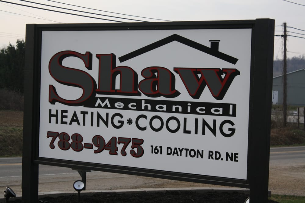 Shaw Mechanical Heating & Cooling: 1320 E Main St, Newark, OH