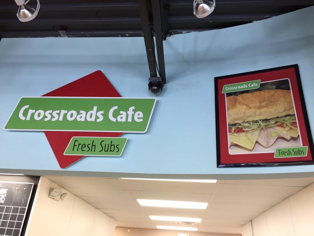 Yelp Crossroads Cafe