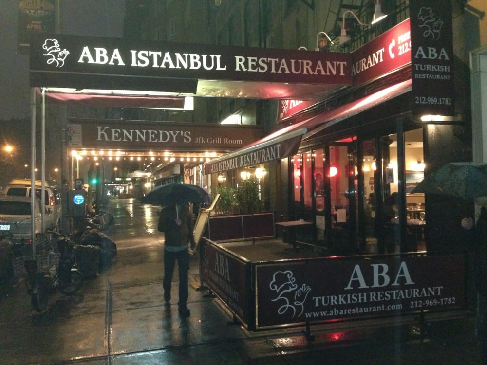 Photo Of Aba Turkish Restaurant New York Ny United States