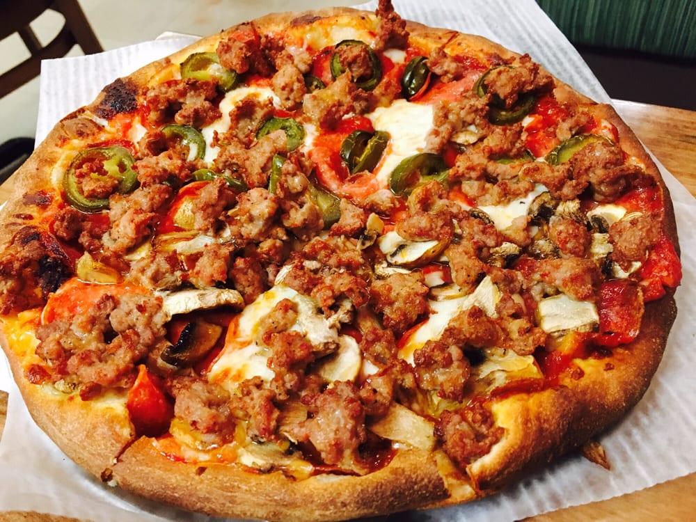 Blackjack santa fe pizza