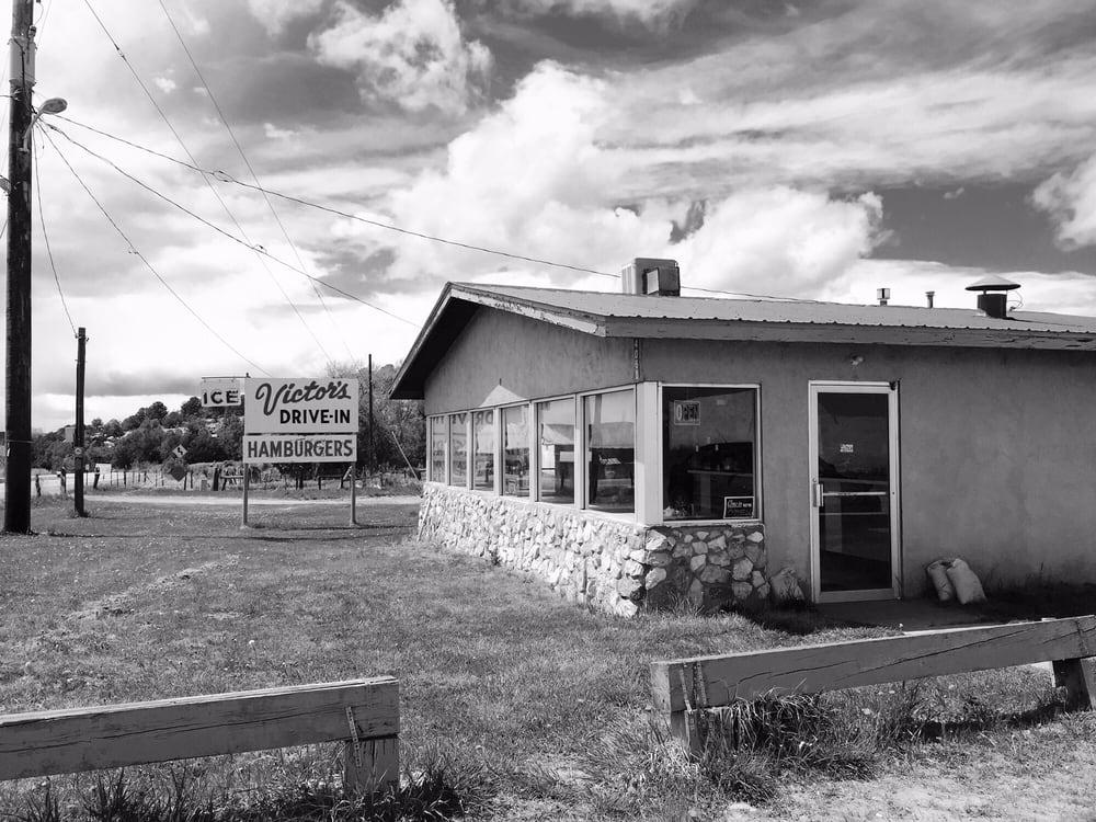 Victor's Drive Inn: 14060 State Rd 75, Penasco, NM