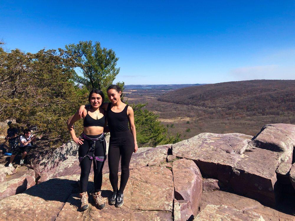 Devils Lake Climbing Guides: Baraboo, WI
