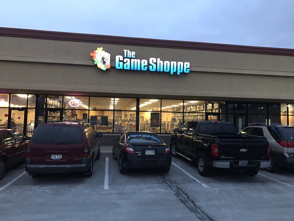The Game Shoppe: 4014 N 144th St, Omaha, NE