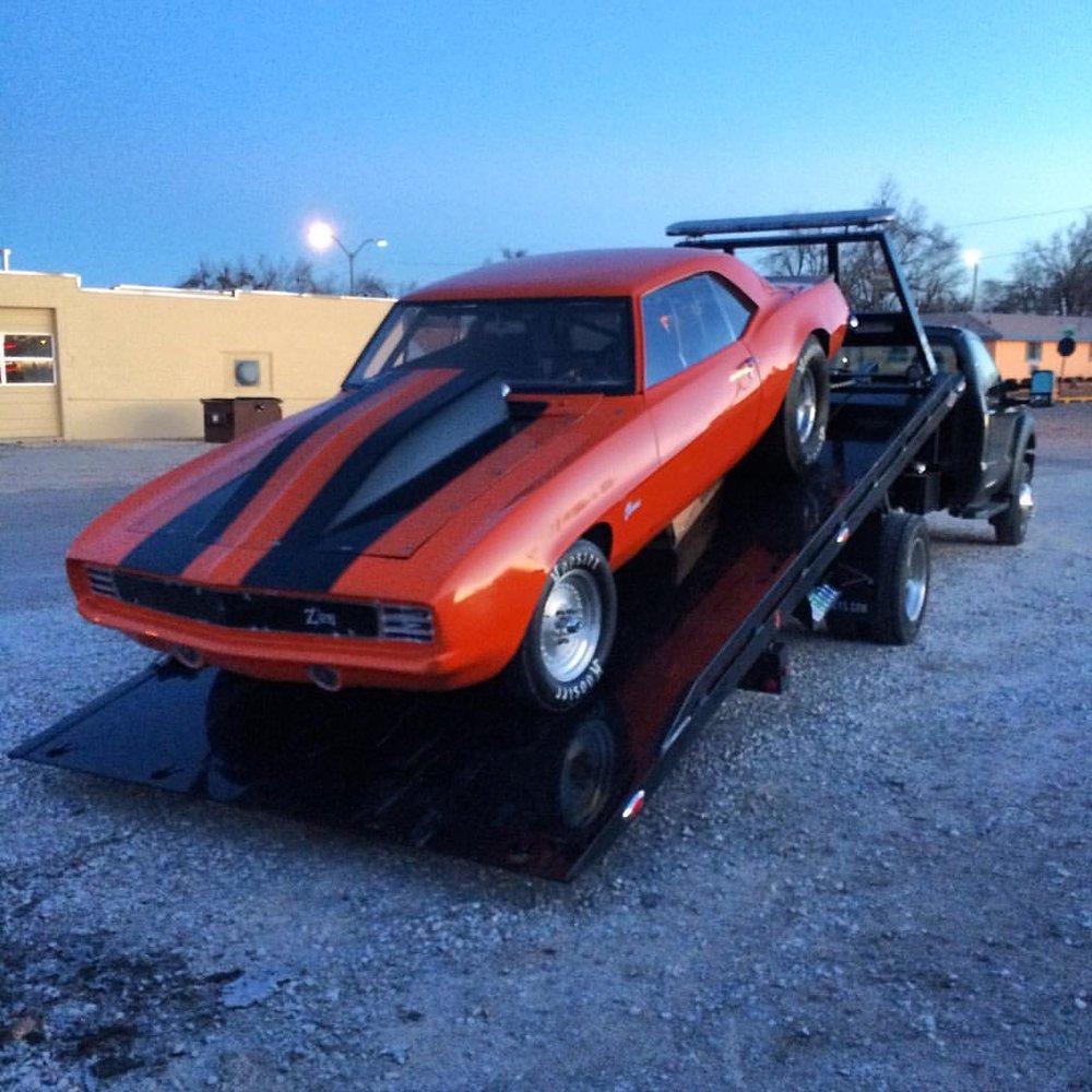 A-Z Towing: 1401 Lakeshore Dr, Yukon, OK